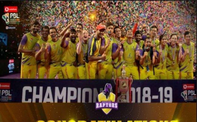Bengaluru Raptors Beat Mumbai Rockets To Win Maiden PBL Title