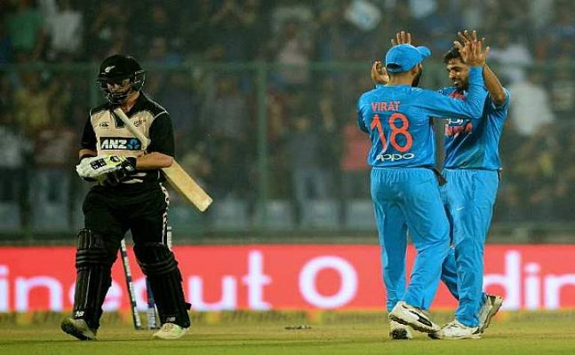 IND vs NZ: India looking to clinch their third T20I series