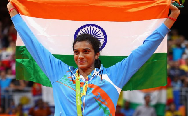 PV Sindhu nominated for Padma Bhushan