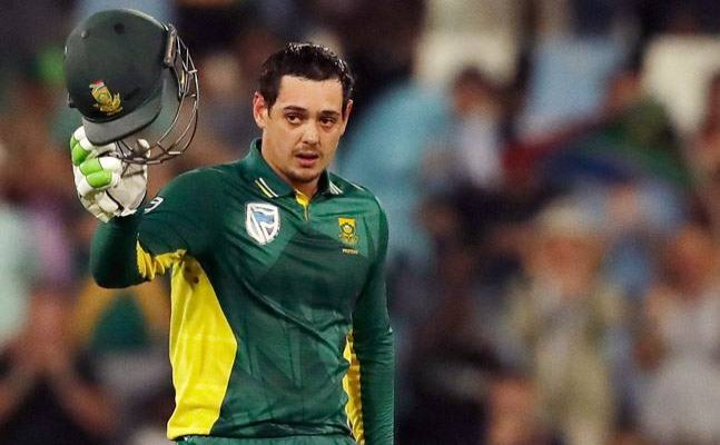 IND vs SA: Quinton de Kock ruled out of ODI and T20I