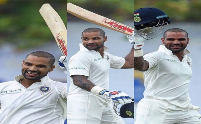 Ind vs SL: Dhawan and Pujara shine on day 1 of 1st test match