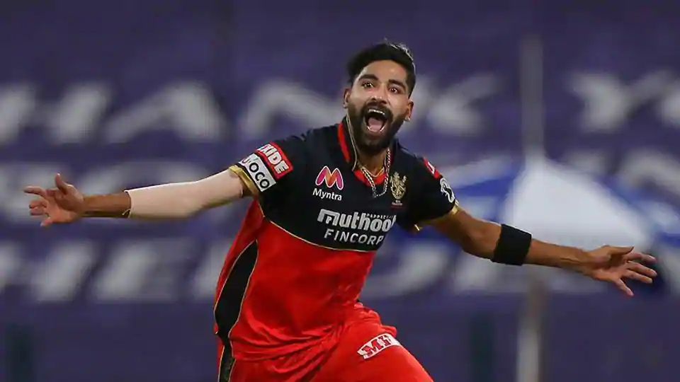 IPL 2020: Siraj's ailing father proud to find his son 'in every Hyderabad newspaper'