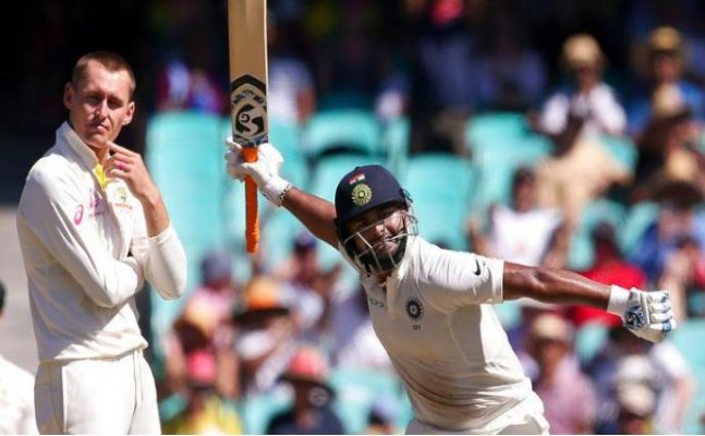 Rishabh Pant; 1st Indian wicket-keeper to score Test hundred in Australia