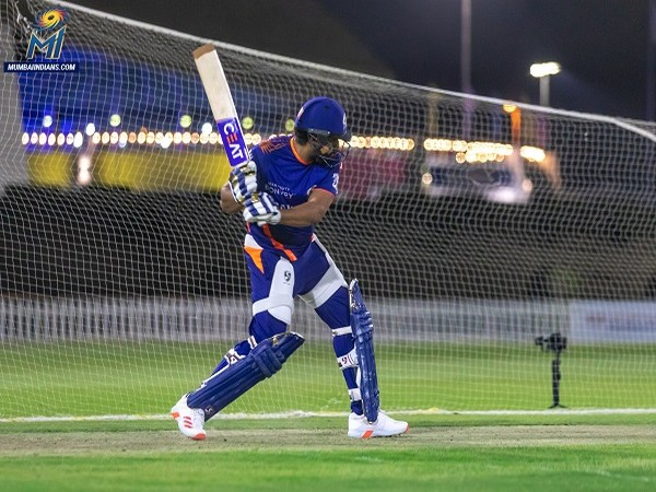 IPL 13: MI skipper Rohit Sharma training non-stop; looking in better condition