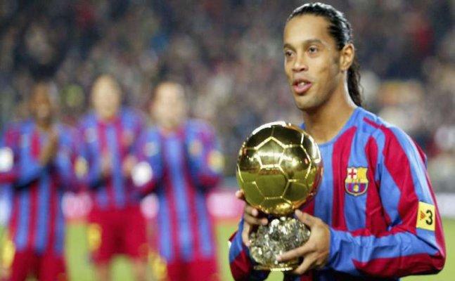 End of an era: Ronalinho retires