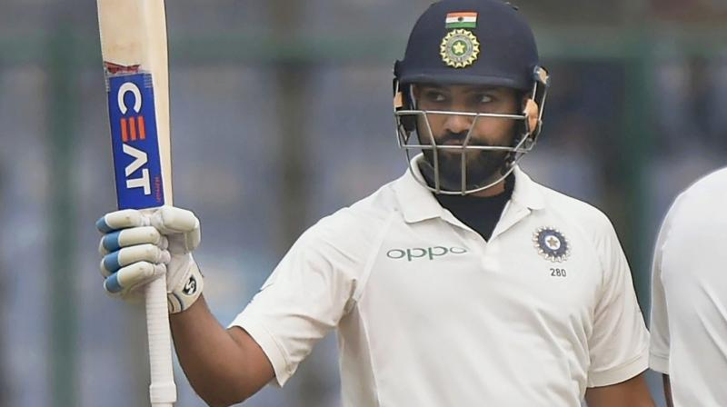 Day 2 Test update; Rohit's dismissal puts India on backfoot