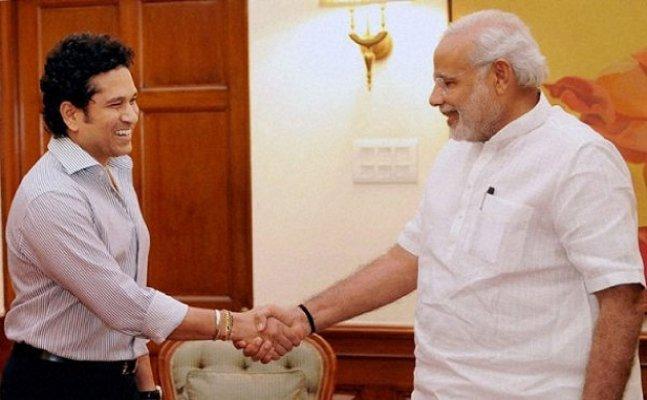 Swachhata Hi Seva : PM Modi appreciates Sachin Tendulkar for his efforts towards cleanliness