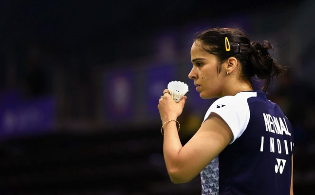 All England Championship: Saina get tricky match, Sindhu face Pornpawee