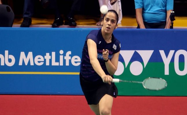 It's a killing calendar: Saina Nehwal
