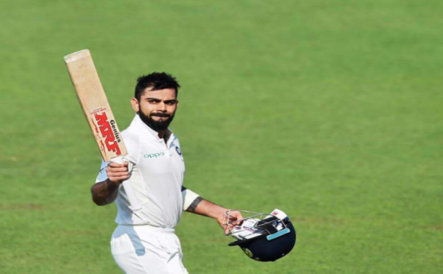 Kohli's 19th Test century, First captain to smash 10 centuries in a year