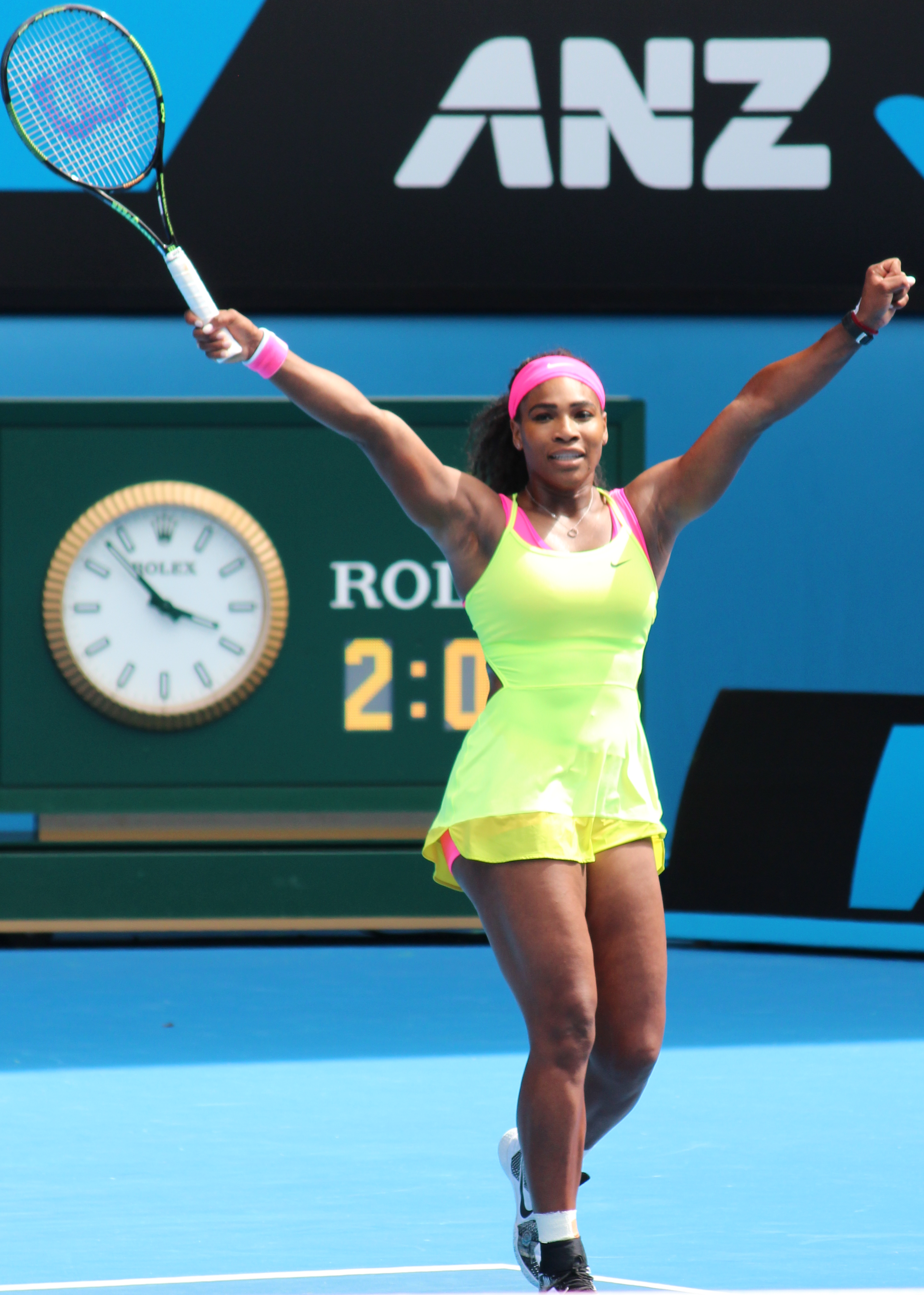Serena Williams withdraws her name from Italian Open
