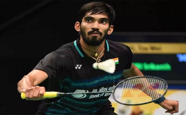 Badminton Star Kidambi Srikanth Conferred with Padma shri