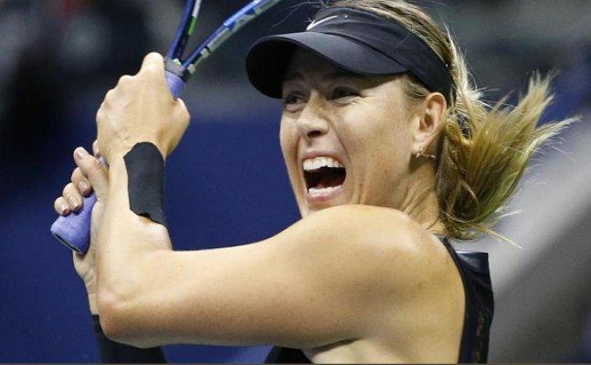 US Open: Maria Sharapova continues winning run