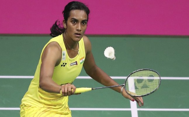 I want to be number one this year: PV Sindhu