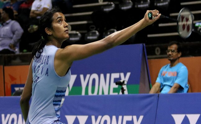 PV Sindhu reaches semis in Korean Super Series