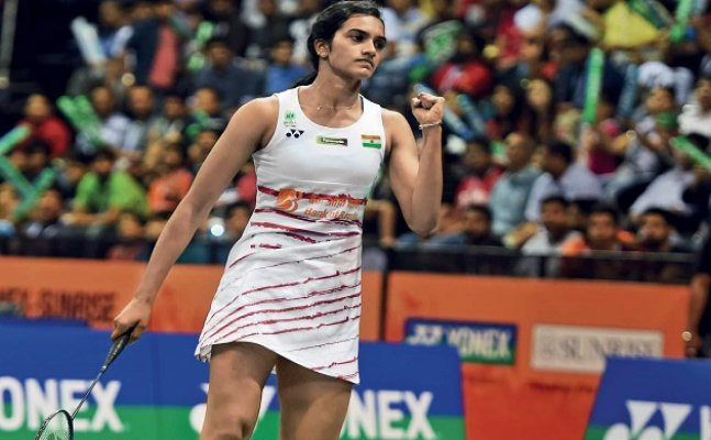 Sindhu in finals of Hong Kong Super Series