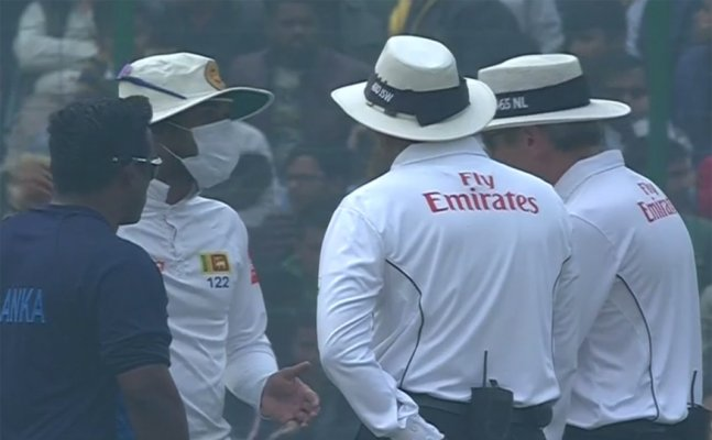 Sri Lanka coach: Players Were Coming Off the Field and Vomiting