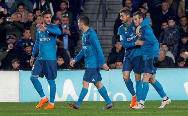 Real Madrid back on track, beat Real Betis