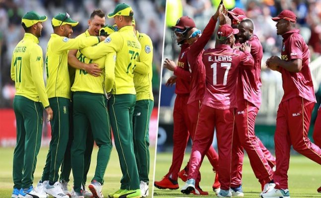 ICC World Cup: South Africa vs West Indies, preview, head to head & match details