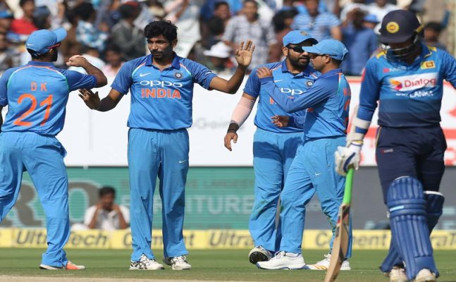 IND vs SL: New look India eye another series triumph