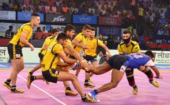 PKL 2017: Bengaluru snap their losing streak, Titans thrash Haryana