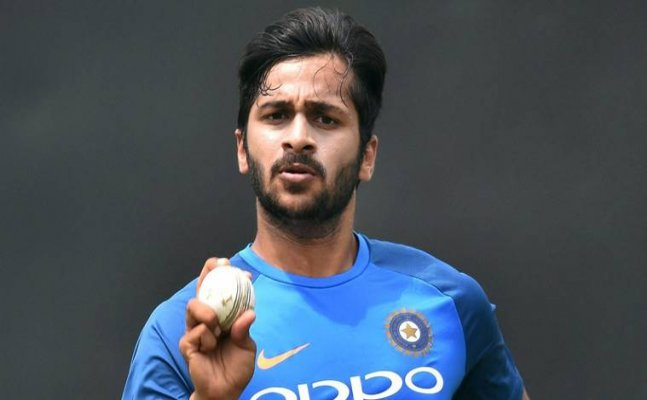 Shardul Thakur included for New Zealand series, KL Rahul dropped