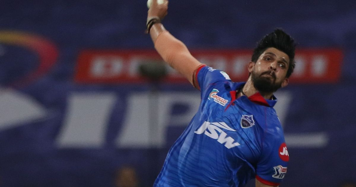IPL2020: DC demands Player replacement after Ishant Sharma's injury