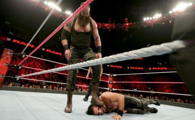 WWE RAW: Strowman continues his dominance, destroys Seth Rollins