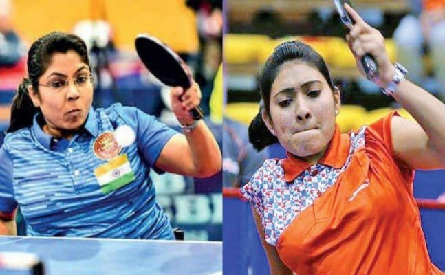 Paralympics: Indian paddlers Bhavinaben and Sonalben lose opening round fixtures