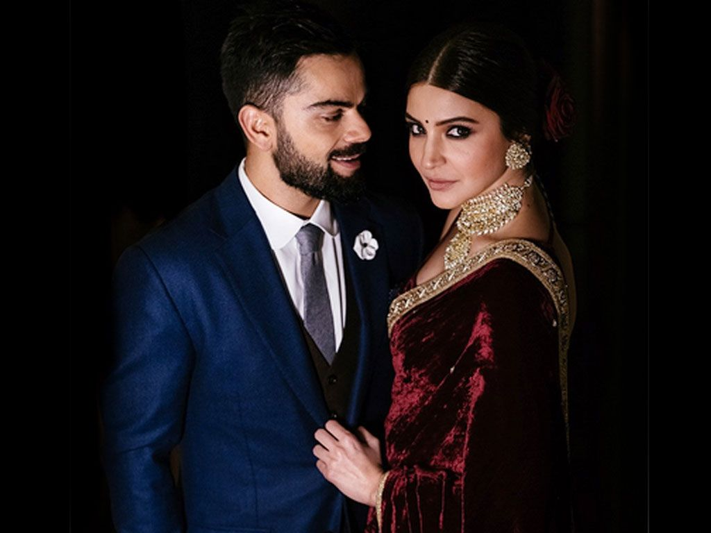 Twitter Buzzing with Congratulations and Wishes for Virat Kohli and Anushka Sharma