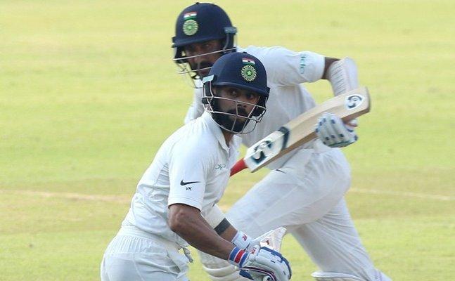 IND vs SL: Virat hits double century, Lankans trail by 384 runs