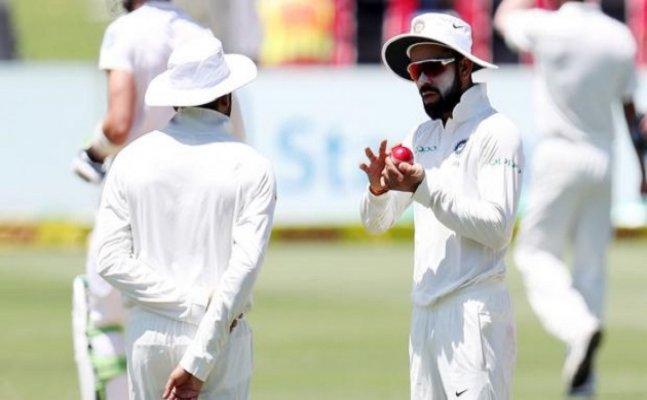 Virat Kohli fine for breaching ICC code of conduct
