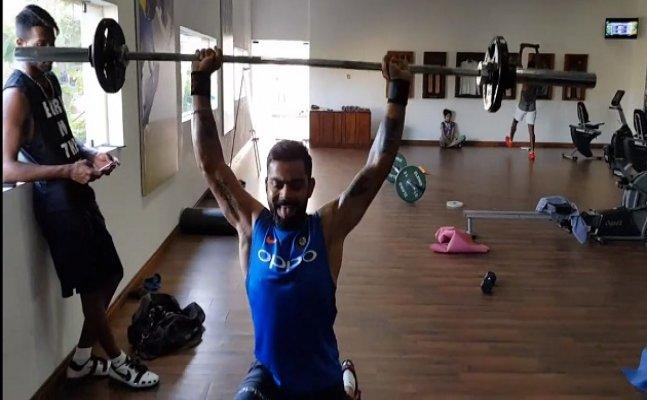Video: Reason behind Virat Kohli's fitness
