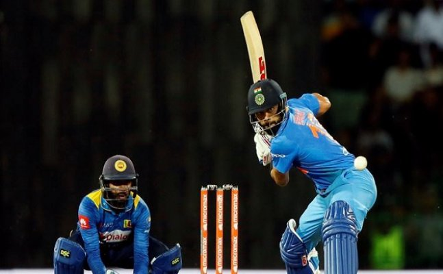 India vs Sri Lanka: Only 2nd time ever that a side has completed a 9-0 whitewash