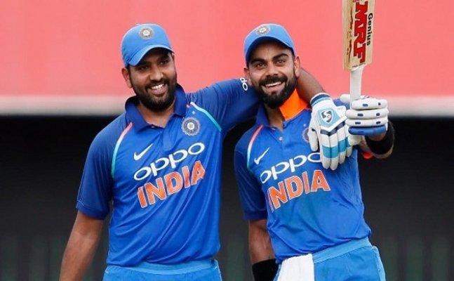 Rohit Sharma better than Virat Kohli: Sandeep Patil