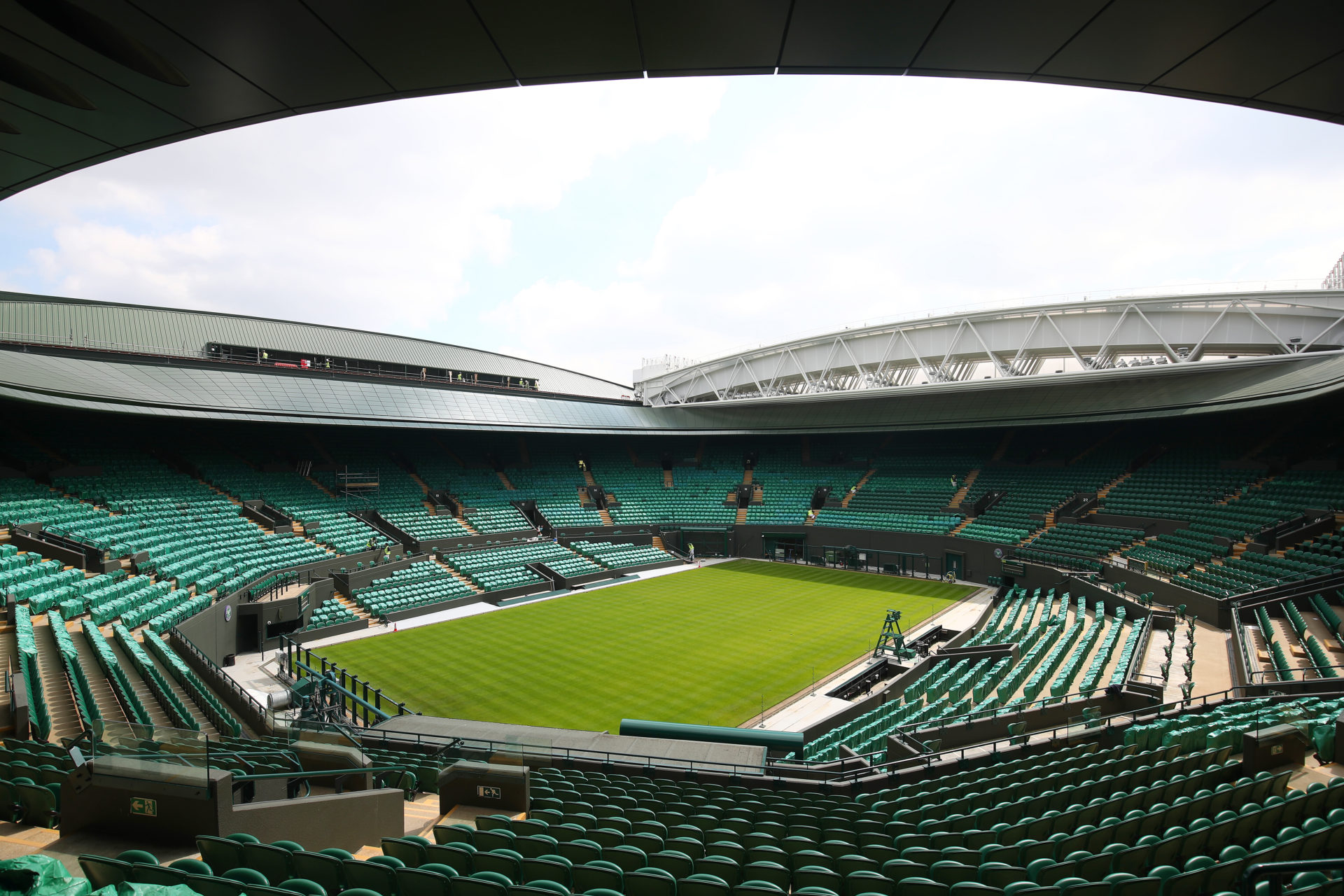Wimbledon Championships 2021 Reportedly Considering Full-Capacity Audience